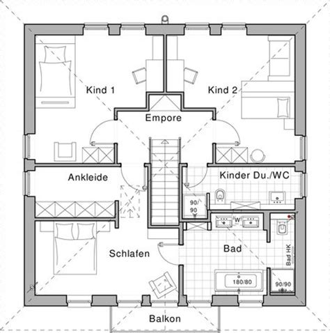 Grundriss Treppe Mittig by 35 Best Images About Plan On 150 Quot Haus And