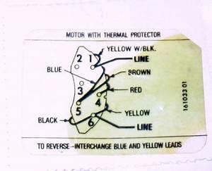 Century Electric Motors Wiring Diagram