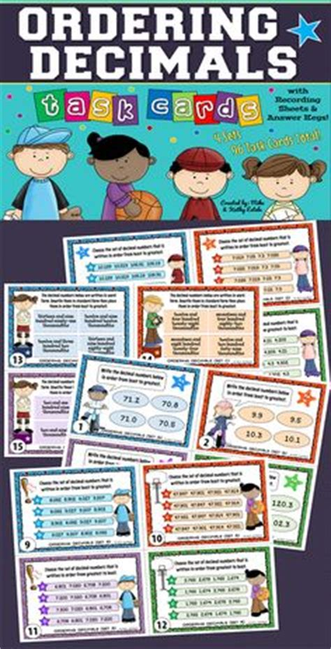 grade tpt images  grade math fourth