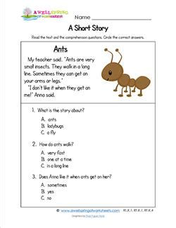 stories online for preschoolers worksheets by subject a wellspring of worksheets 700