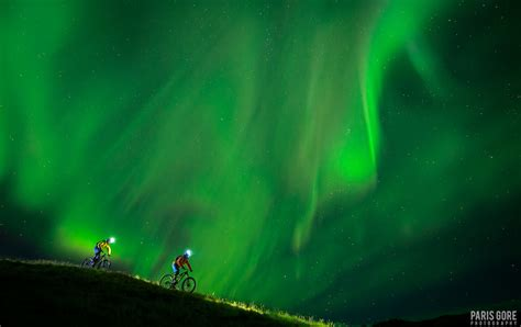 kc northern lights photo of the month january 2017 pinkbike