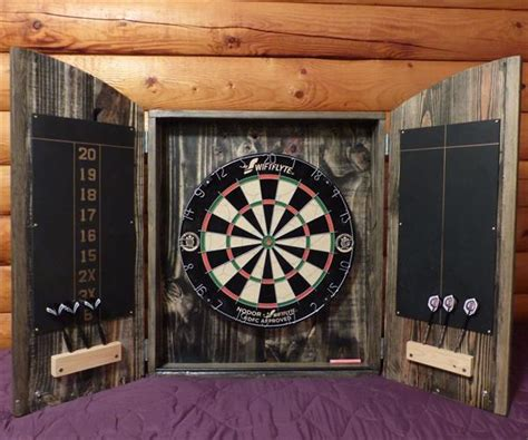 dart board cabinet ideas make your pallet dart board cabinet pallets designs