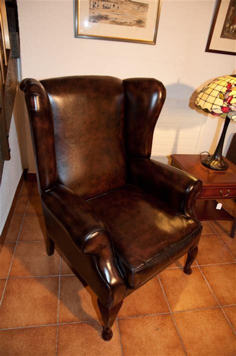 fauteuil en cuir photo 2 10 venez le voir en vrai chez kranck