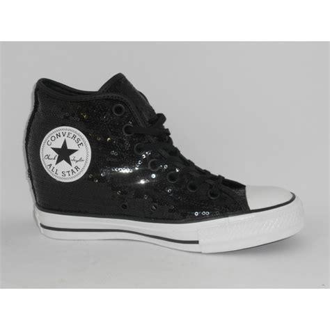 Converse All Zeppa Interna by Converse All 548478c Sneaker Mid Con Zeppa Interna