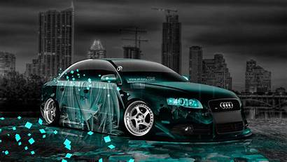 Audi Tuning Anime S4 Tony Wallpapers El