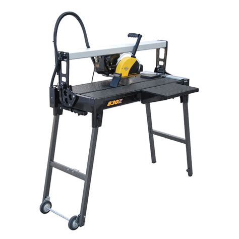 qep tile saw qep 83230q professional tile bridge saw 30inch 3260rpm