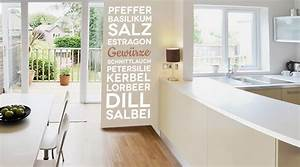 Küchen Wände Farbig Gestalten : tolle wandtattoos in zwei verschiedenen farben wall ~ Bigdaddyawards.com Haus und Dekorationen