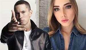 Daddy's Girl! Eminem's Daughter Hailie Scott Emerges After ...
