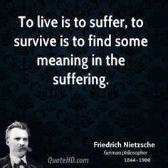 FRIEDRICH NIETZ... Nietzsche Family Quotes
