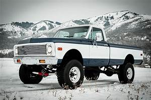 1972 Chevrolet C  K Pickup 2500 Custom Sport Truck K20 2500