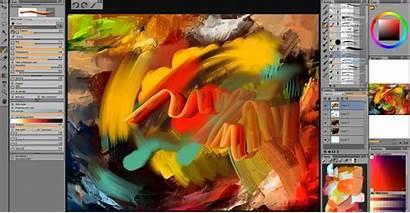 Studio Paint Paintstorm Artstation Painting App Magazine