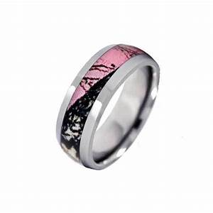 17 best images about pink camo rings on pinterest pink With pink camo wedding rings for her