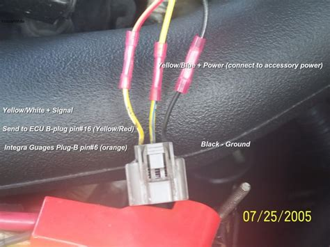 Vss Wiring Pin Out Wires Honda Tech Forum
