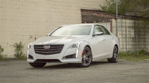 cadillac cts review  sport offers  sport