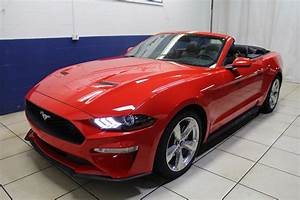 New 2018 Ford Mustang EcoBoost Premium Convertible in Morton #107672 | Mike Murphy Ford