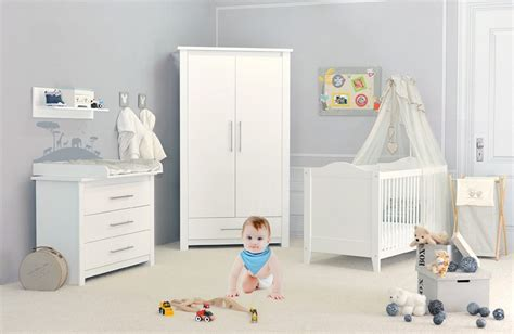 chambre bébé design chambre bébé blanche cocoon design ambiance chic pour