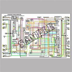 Wiring Diagram Bmw R60  6 R75  6 R90  6 1975