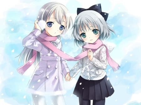 Anime Best Friends Wallpaper - best friends forever other anime background wallpapers