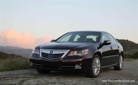 Acura RL : The Truth About Cars