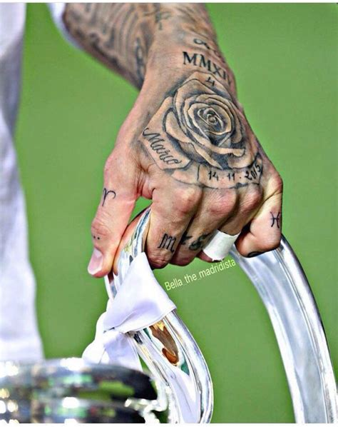 25+ Best Ideas About Sergio Ramos Tattoos On Pinterest