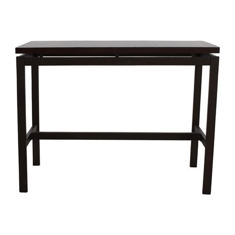 west elm bar table quality dining sets on sale