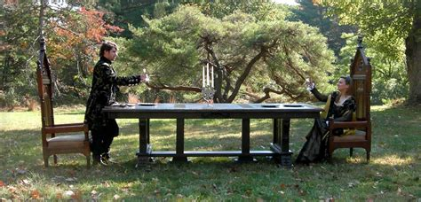 artisans   valley hand crafted custom tables gothic