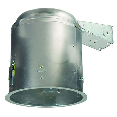 halo shallow can lights halo 6 in aluminum recessed lighting new construction non