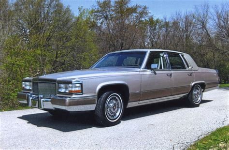 1991 Cadillac Brougham Parts by 1991 Cadillac Brougham For Sale 1834366 Hemmings Motor News