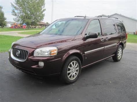 2005 Buick Terraza Reviews by 2005 Buick Terraza Read Owner And Expert Reviews Prices