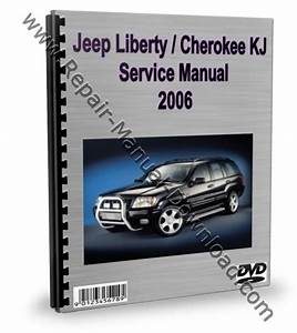 Jeep Liberty Cherokee Kj 2006 Service Repair Manual