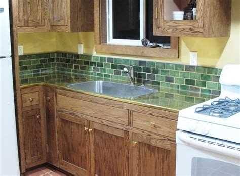 kitchen ideas westbourne grove handmade arts and crafts tile backsplash by cottage craft