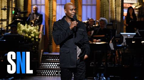 dave chappelle tapped  host post election saturday