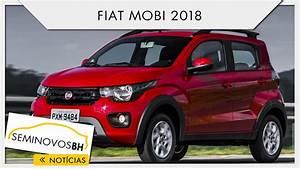 Test Drive Fiat Mobi 2018