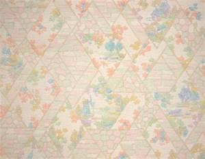 Pastel Vintage Wallpaper Floral from 1920's   Vintage ...