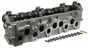 T4 Cylinder Head  Complete  2 4d Aab Aja  T406  94-06