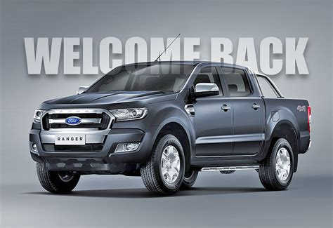 2017 Ford Ranger And Bronco