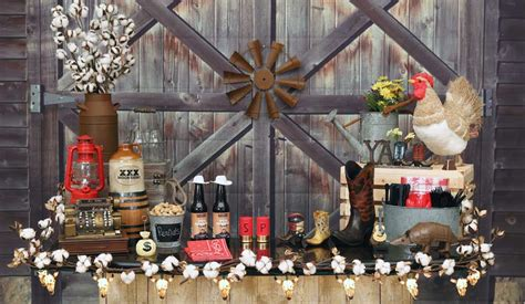 country western theme decorations rustic cowboy party