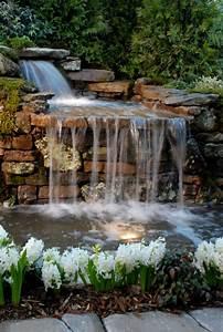 Wasserfall Selber Bauen : wasserfall im garten selber bauen 99 ideen wie sie die ~ Michelbontemps.com Haus und Dekorationen