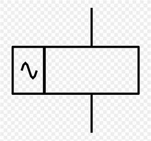 Electronic Symbol Alternating Current Circuit Diagram