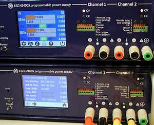 Diy Programmable  Scpi  Bench Power Supply
