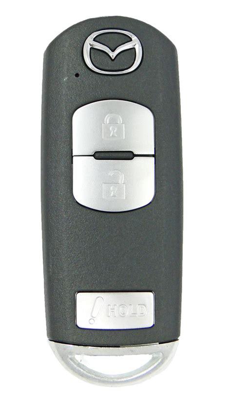 mazda cx cx intelligent smart remote key fob cx