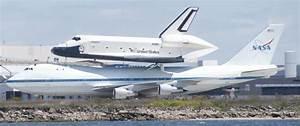 Space Shuttle Enterprise Lands at JFK Airport