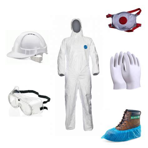 asbestos risk assessment kit ppe kit