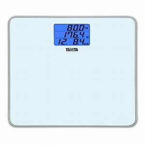 HD-384 Digital Weight Scale - White