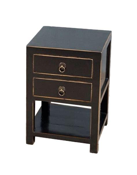 meuble bout de canapé meuble chinois bout de canapé 2 tiroirs mobilierdasie com