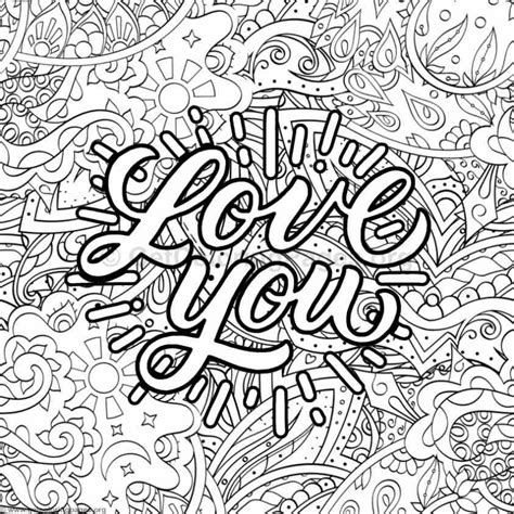 inspirational word coloring pages 32 getcoloringpages org