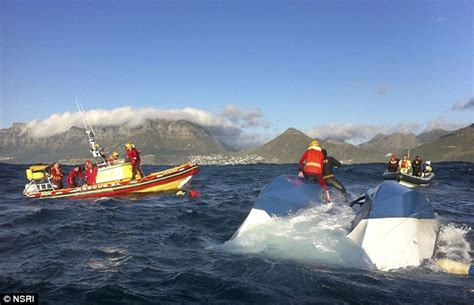 Hout Bay South Africa Boat Attack 2013 by Hout Bay Shark Attack