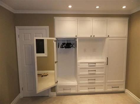 built in wall closets built in closets with wall lights