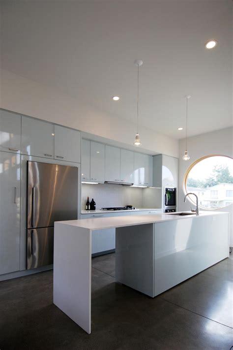 waterfall kitchen island photo page hgtv 3362