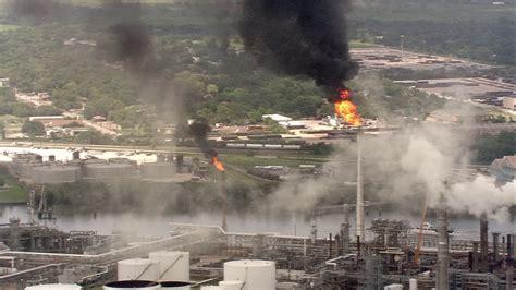injured  flare  pasadena valero plant